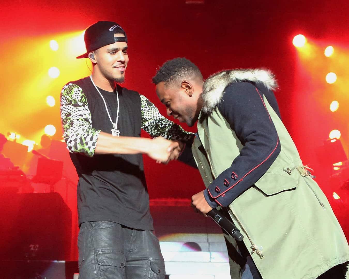 Mythical albums like Detox: J. Cole & Kendrick collab album