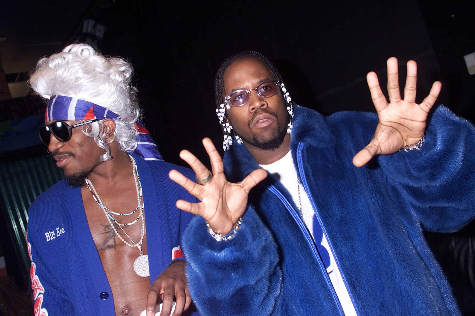 Mythical Detox albums: Outkast 10 The Hard Way