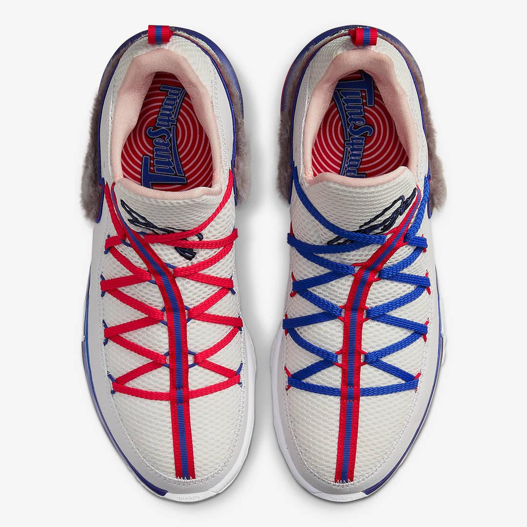 Space Jam Nike LeBron 17 Low Tune Squad